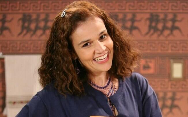 Claudia Rodrigues como a Marinete de