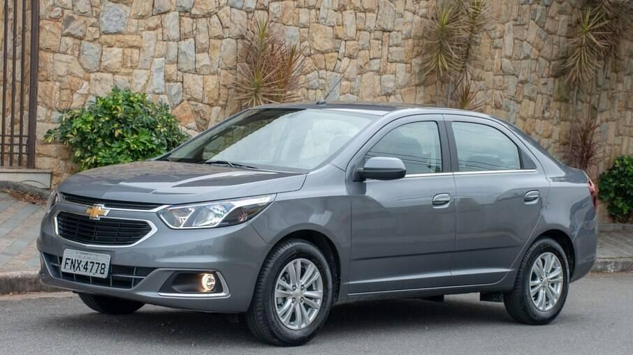 Chevrolet Cobalt: modelo se despediu após 9 anos de vida no Brasil para evitar