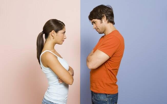 Em ao menos 70% dos casos as personalidades de um homem e de uma mulher não batem