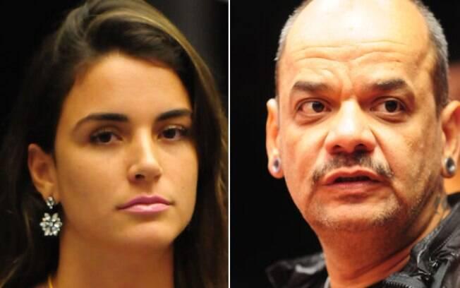 Laisa e João Carvalho disputam preferência do público