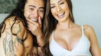 Whindersson Nunes faz declaração de amor para noiva e fãs deliram