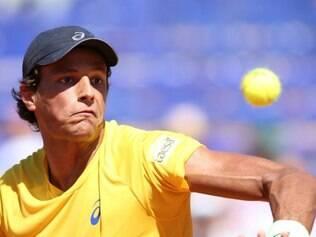 Até então, o paulista, atual número 75º do ranking mundial, jamais havia sequer disputado cinco sets
