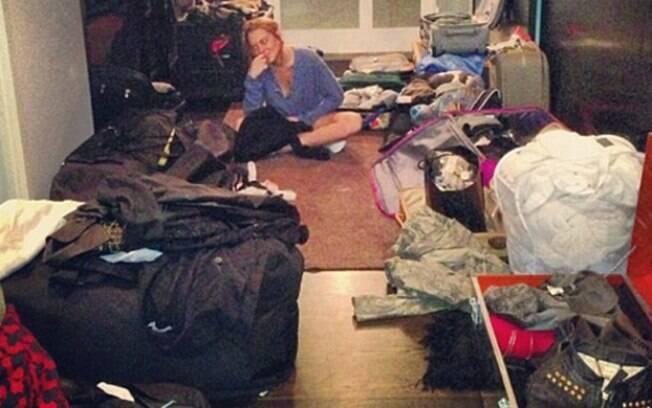 Lindsay Lohan levou uma grande quantidade de roupas para a clínica: 270 looks diferentes para os 90 dias de internação