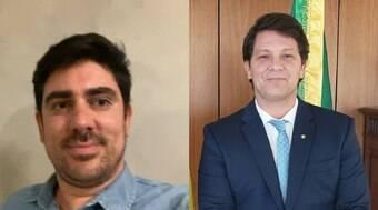 Marcelo Adnet pede R$ 80 mil por danos morais a Mario Frias