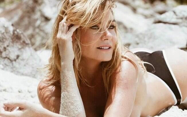 Luiza Altenhofen é modelo, apresentadora e vem se arriscando como atriz