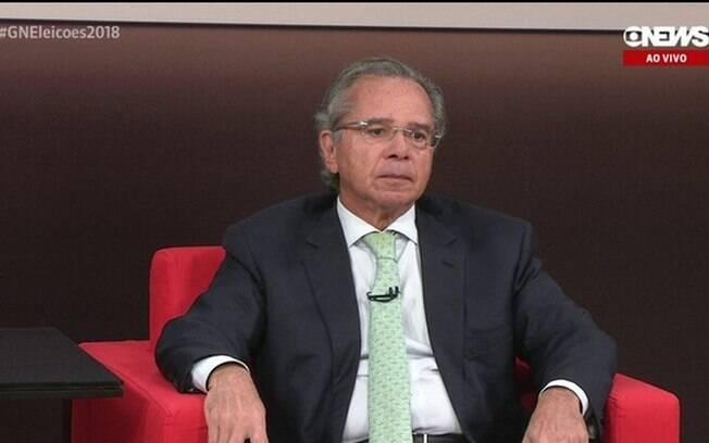 Economista da campanha de Geraldo Alckmin, Pérsio Arida fez duras críticas às propostas de Paulo Guedes, economista de Jair Bolsonaro