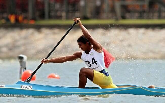 Isaquias Queiroz participou dos Jogos Olímpicos da Juventude em 2010. Dakar 2022 pode revelar novos atletas