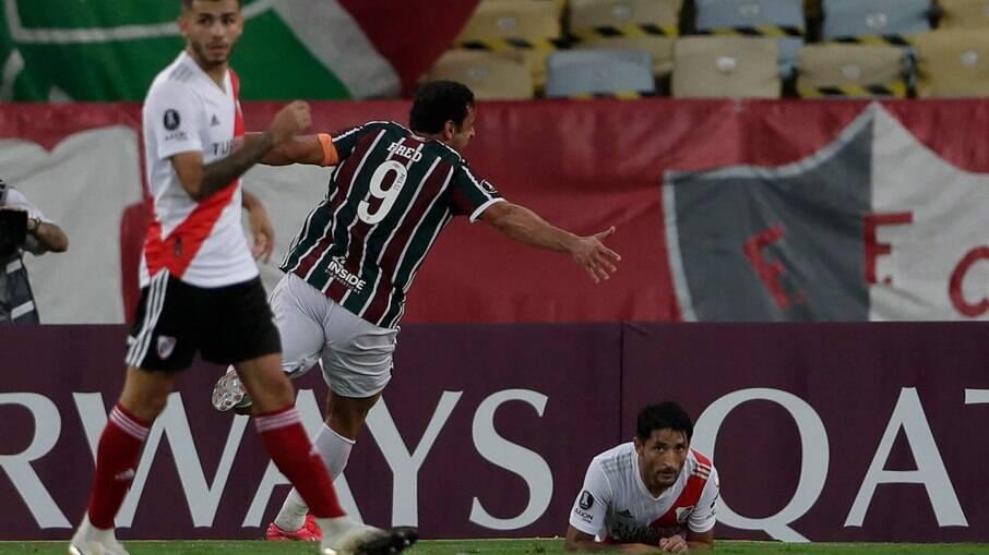 Fluminense enfrenta o River Plate nesta terça em busca de uma vaga às oitavas da Libertadores