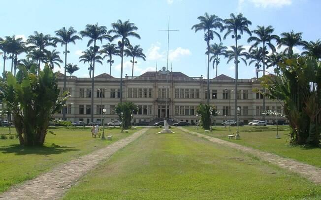 Universidade Federal de Viçosa (UFV). Foto: Wikimedia Commons/Luiz Eduardos
