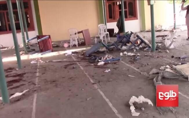 Ataque a mesquita deixou 17 mortos no Afeganistão, de acordo com fontes oficiais