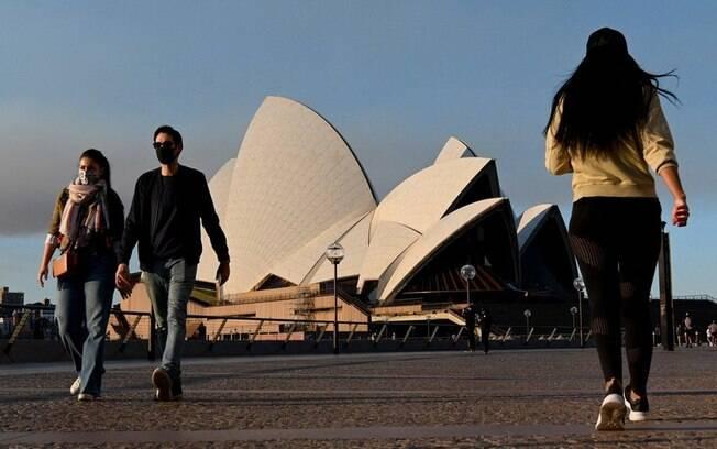 Por que Austrália vai abandonar estratégia de 'zero covid'