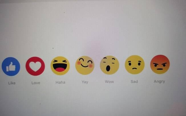 Fundador do Faceboo, Mark Zuckerberg postou também um vídeo com os novos símbolos