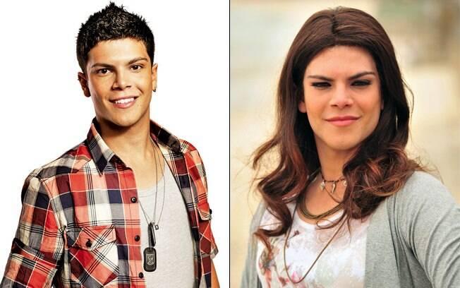Murilo perdeu 15kg em 15 dias para viver a transexual Julie