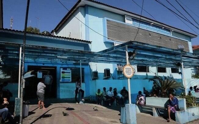 Vítima foi encaminhada ao Pronto Socorro central de São Gonçalo