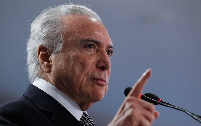 Presidente Michel Temer defendeu