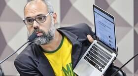 Alexandre de Moraes determina prisão do blogueiro bolsonarista Allan dos Santos