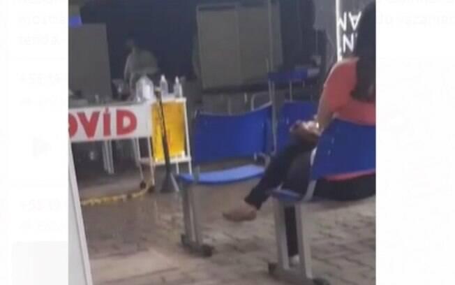 Chuvas prejudicam atendimento no CS São Quirino, em Campinas