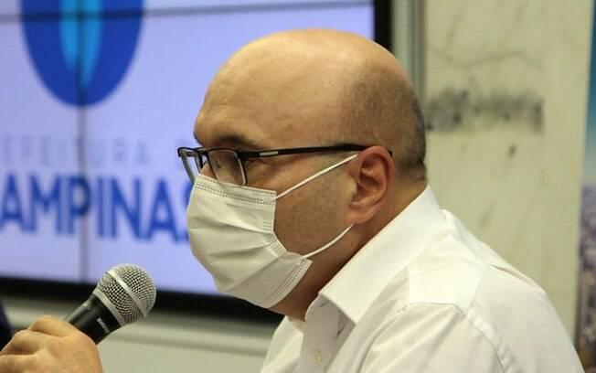 Prefeito de Campinas lamenta morte de Bruno Covas em SP