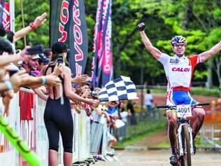 Crescimento. Carioca Henrique Avancini está entre os 20 melhores ciclistas do mundo pelo ranking
