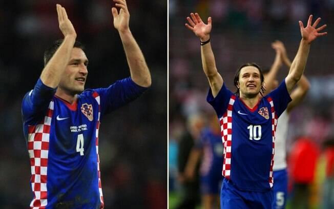 Robert e Niko Kovac foram revelados pelo  Hertha Zehlendorf e fizeram parte da seleção  croata nas Copas de 2002 e 2006