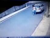 Vídeo flagra uma mulher abandonando cachorro