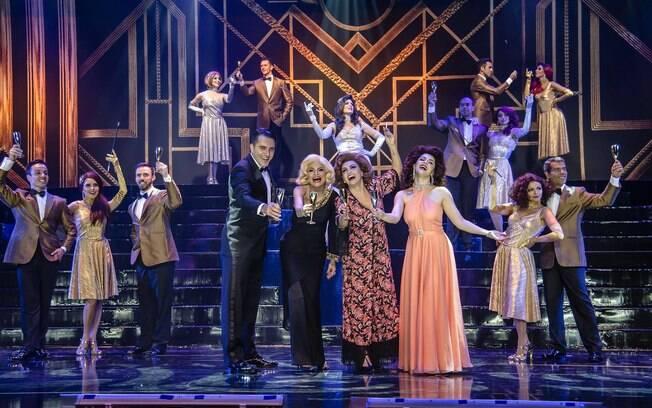 Lolita Rodrigues, Nair Bello e Agnaldo Rayol são alguns nomes famosos presentes no musical