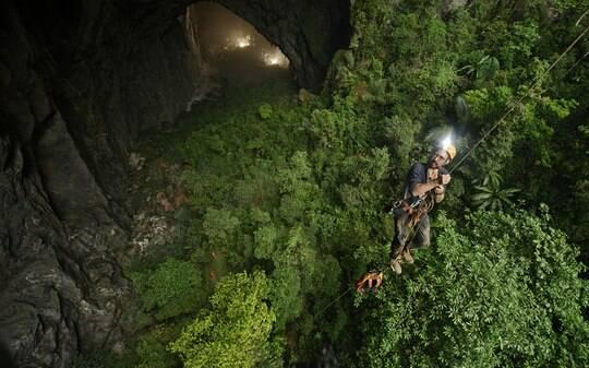 Foto do dia: maior caverna do mundo - Ciência - iG