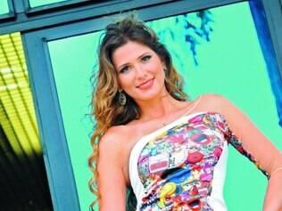 Alegria. Lívia Andrade conta que vive um momento especial em sua carreira desde que chegou ao SBT
