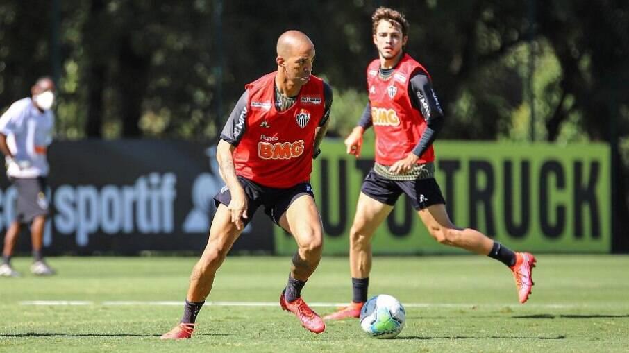 Tardelli quer ficar no Atlético-MG