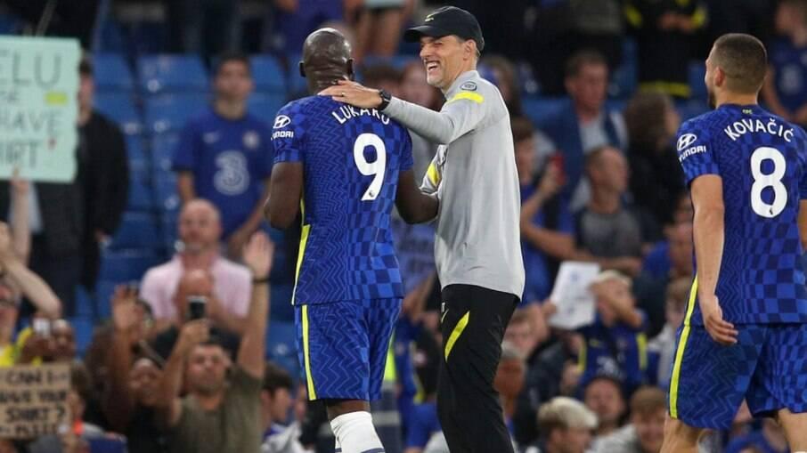 Lukaku chegou ao Chelsea nesta temporada