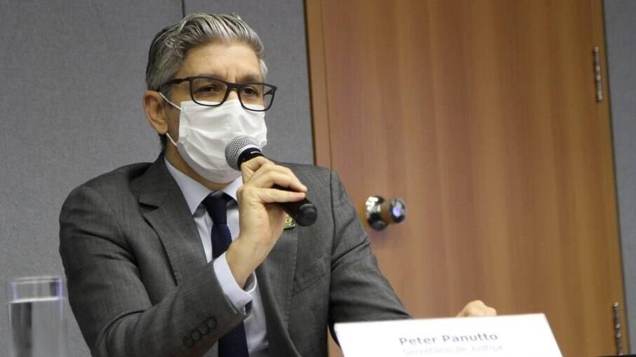 Peter Panutto, secretário de Assuntos Jurídicos de Campinas