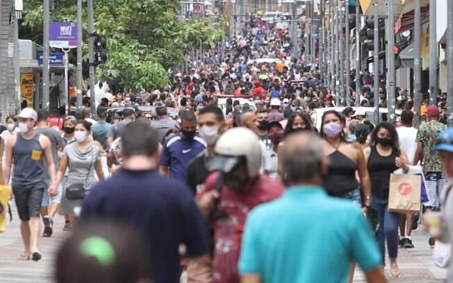 Confira o horrio do comrcio de rua e shopping hoje em Campinas