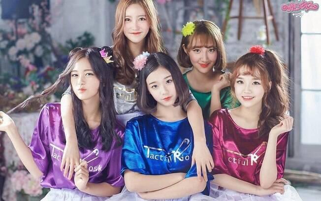 Coluna Bastidores destaca Girl group Busters, música, programação da TV e muito mais