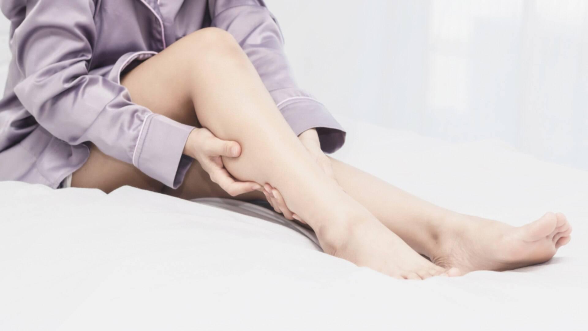 Distribuição lateral da dor do nervo cutâneo femoral