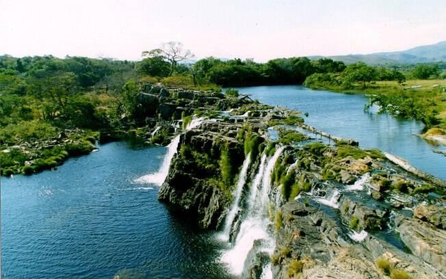 Serra do Cipó, em Minas Gerais: a região é conhecida por sua variedade de flores silvestres e cachoeiras