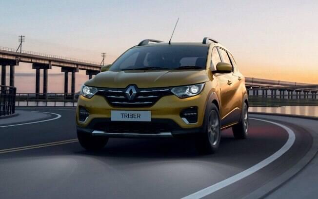 Renault Tribe começa a ser vendido na Índia, mas pode vir a ser vendido no Brasil num futuro não muito distante