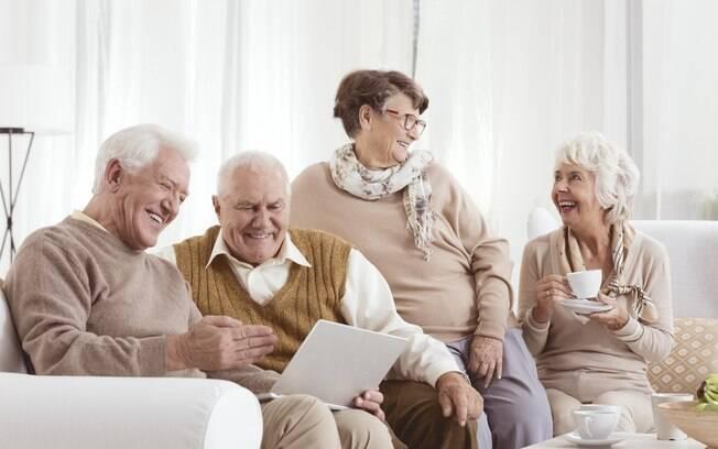 A ciência sempre quis descobrir como alguns idosos superam as expectativas de vida e mantêm uma saúde impecável