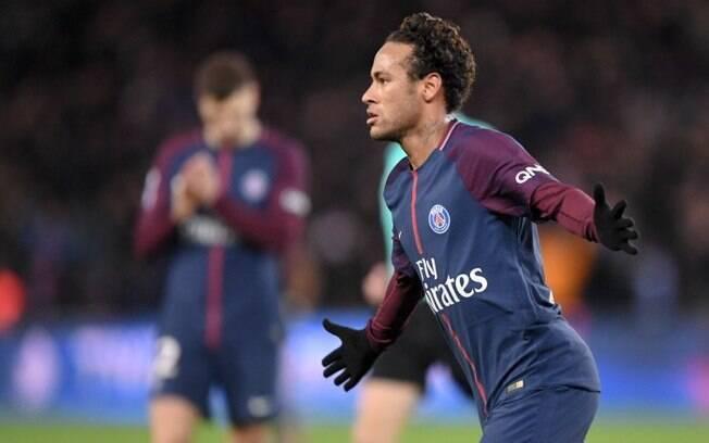 Neymar ficará livre para deixar o PSG caso ganhe a Liga dos Campeões, de acordo com site