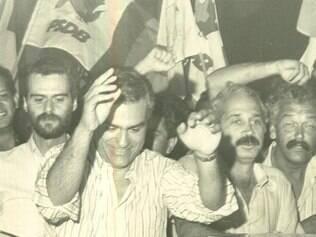 Pimenta da Veiga foi eleito prefeito de Belo Horizonte em 1988
