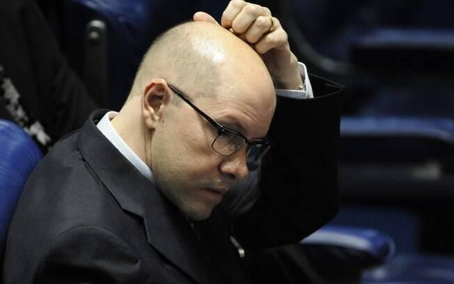 O senador Demóstenes Torres foi alvo de processo no Conselho de Ética por quebra de decoro parlamentar