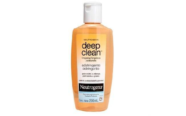 Limpador Facial Neutrogena Deep Clean