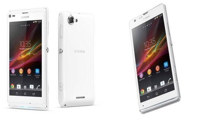 Novo smartphone da Sony, Xperia SP tem design elegante e chegará até junho