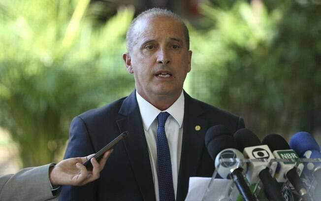 Ministros de Bolsonaro: Onyx Lorenzoni (DEM-RS) será o ministro da Casa Civil no futuro governo