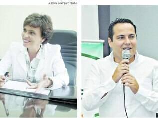 Deputados estaduais. Marília Campos e Ricardo Faria, ambos de Contagem, também serão diplomados