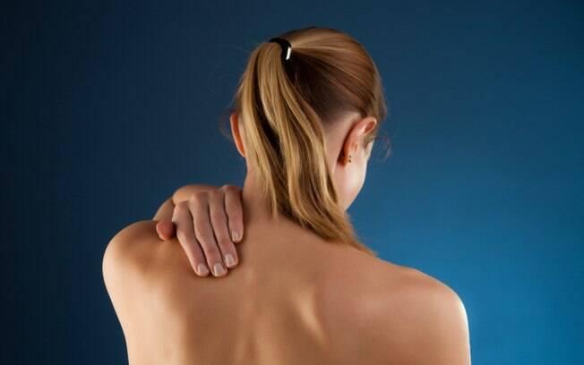 Tensão e dor muscular