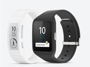 SmartBand Talk e SmartWatch 3 são outros lançamentos da Sony na IFA 2014