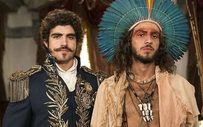 Dom Pedro e Joaquim