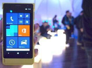 Lumia 1020 roda Windows Phone 8