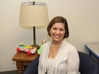 Kathleen Alfano: depois da alimentação, afeto e cuidados pessoais, brincadeiras são o mais importante para uma criança