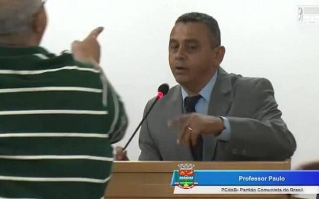 Discussão acabou evoluindo para briga durante sessão na Câmara de São Gonçalo